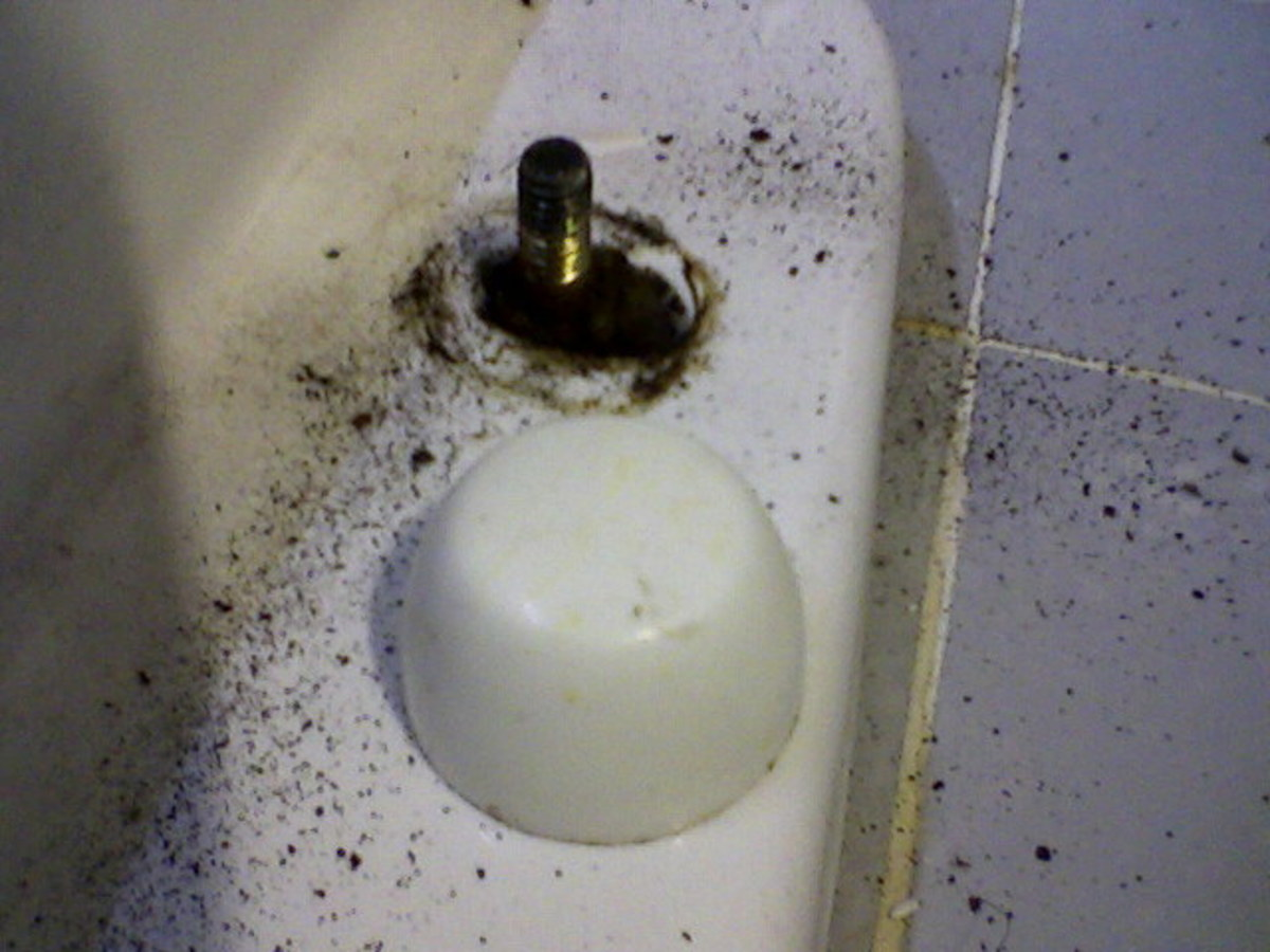 Low Flow Toilets How Not To Install One Hubpages