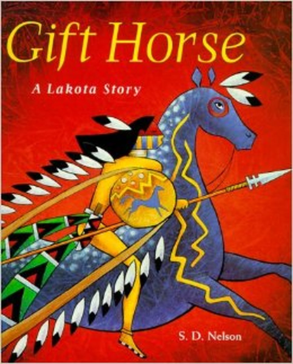 Gift Horse: A Lakota Story by S. D. Nelson