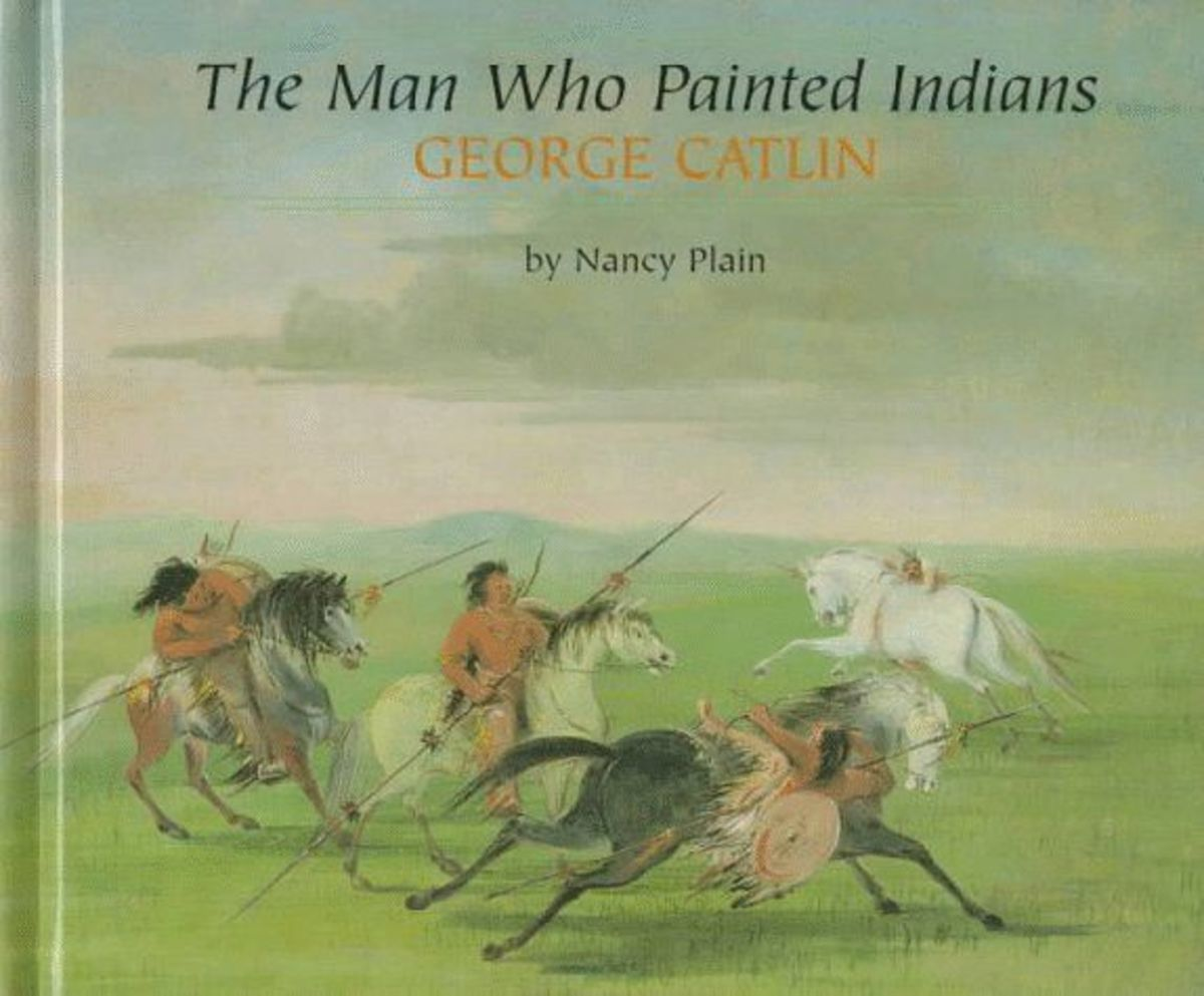 The Man Who Painted Indians: George Catlin (Benchmark Biographies) by Nancy Plain