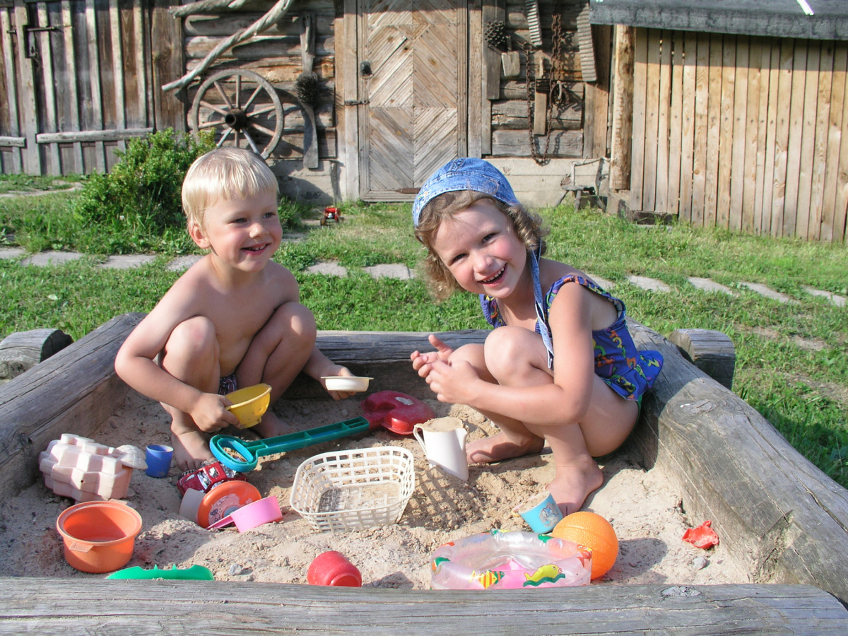 How To Play Nice in Life's Sandbox - 5 Essential Lessons Learned in Childhood