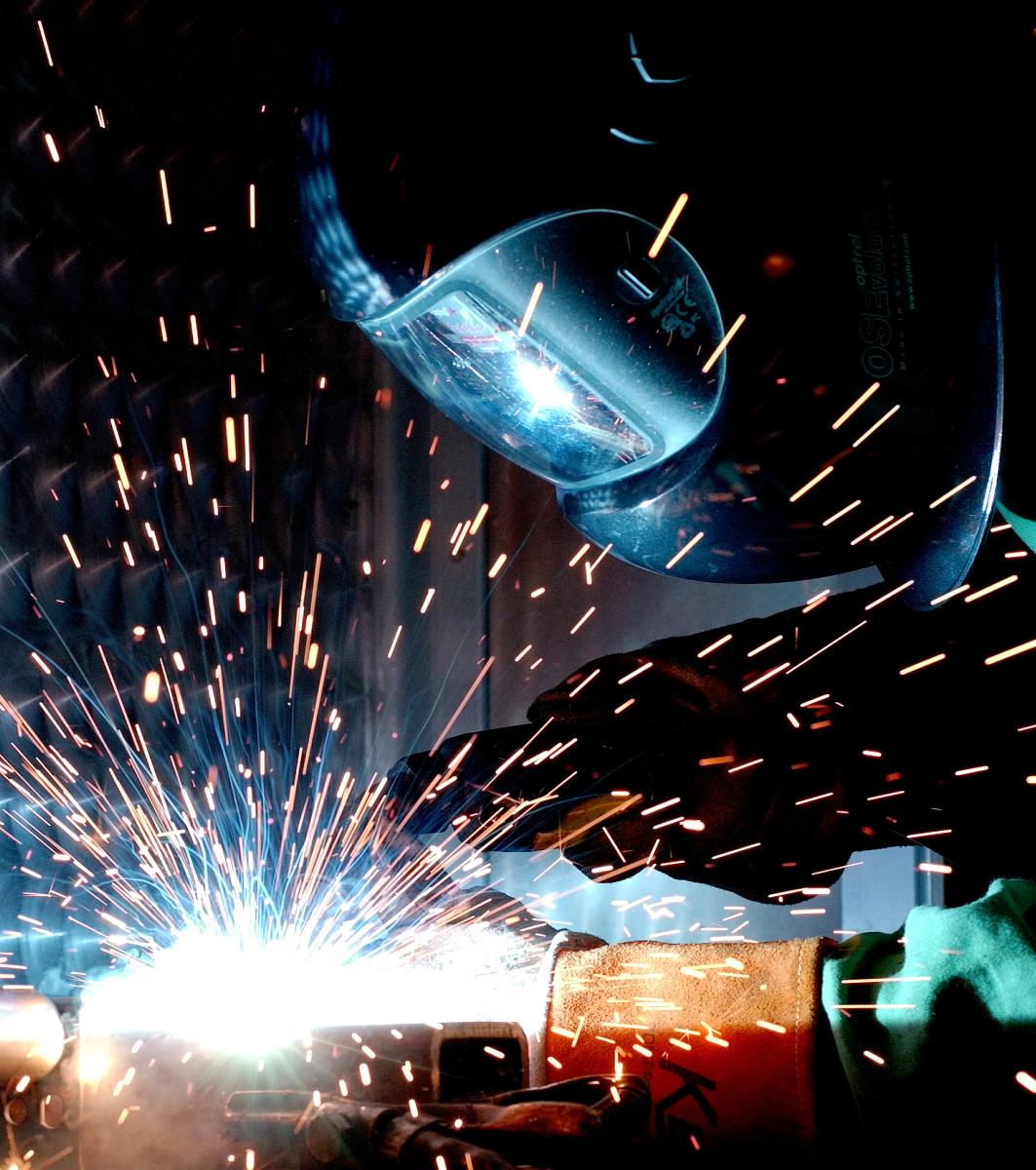 Gas tungsten arc welding or GTAW, also called TIG welding, is one of the few welding methods that work on almost any metal.