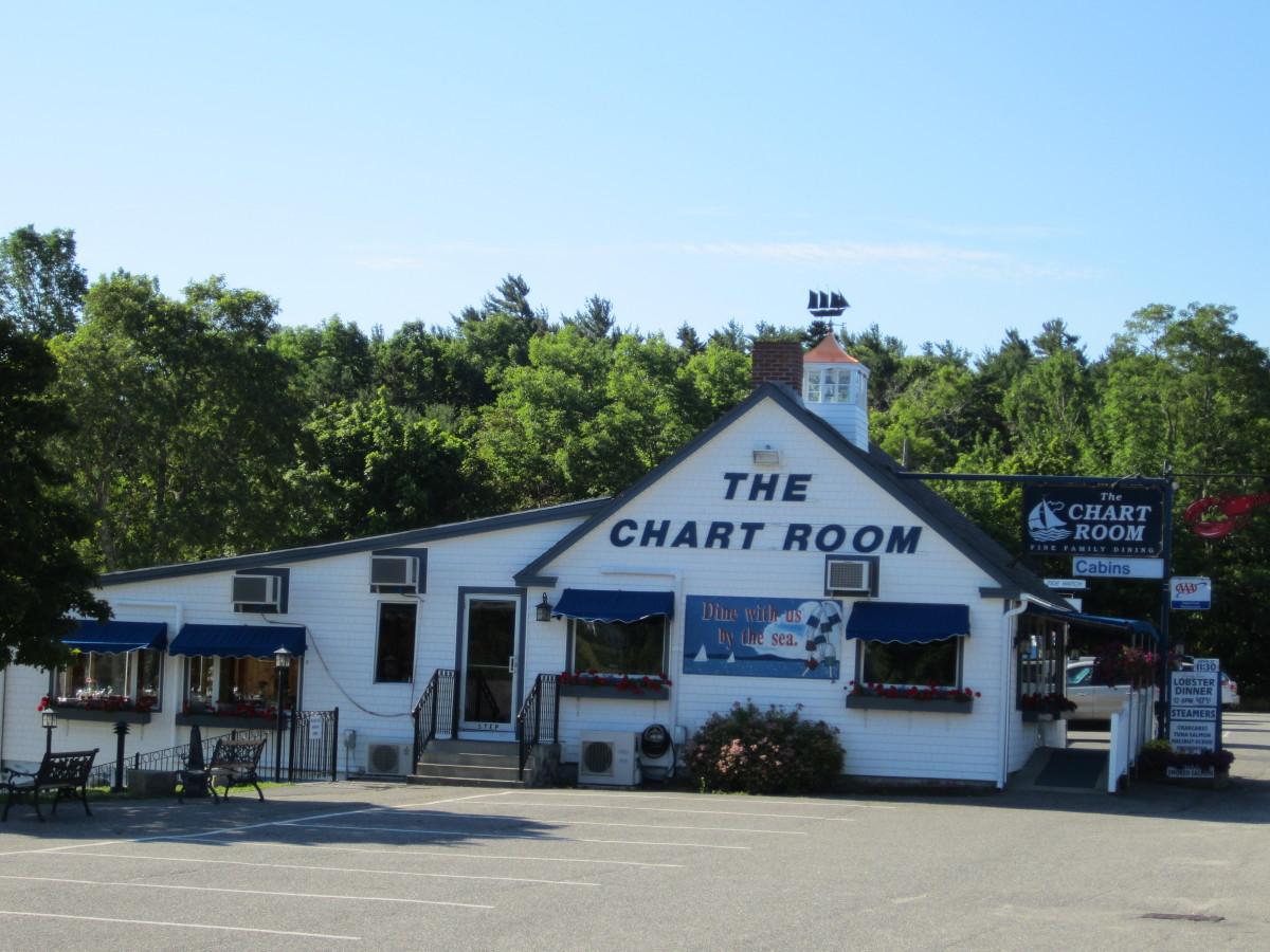 The Chart Room, Hulls Cove, ME