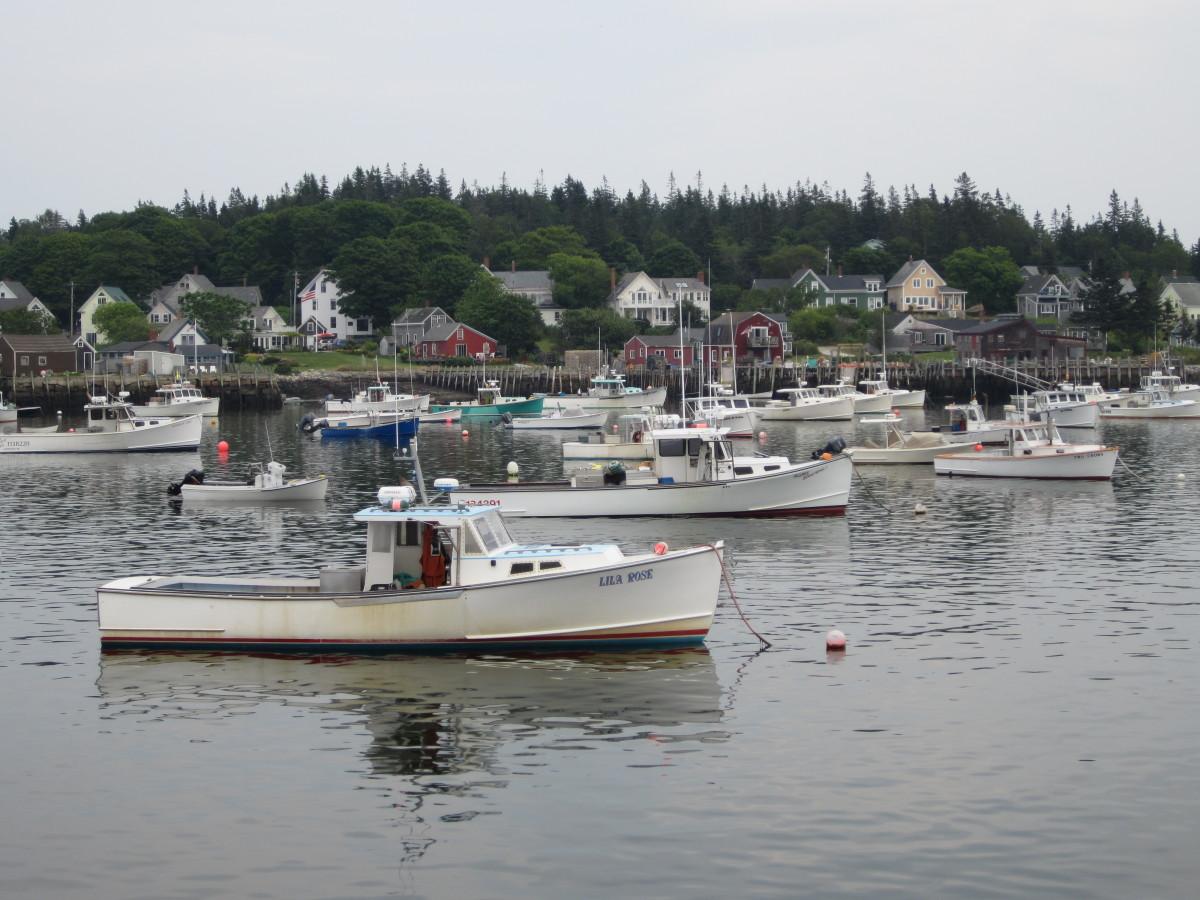 Carvers Harbor Vinalhaven, ME