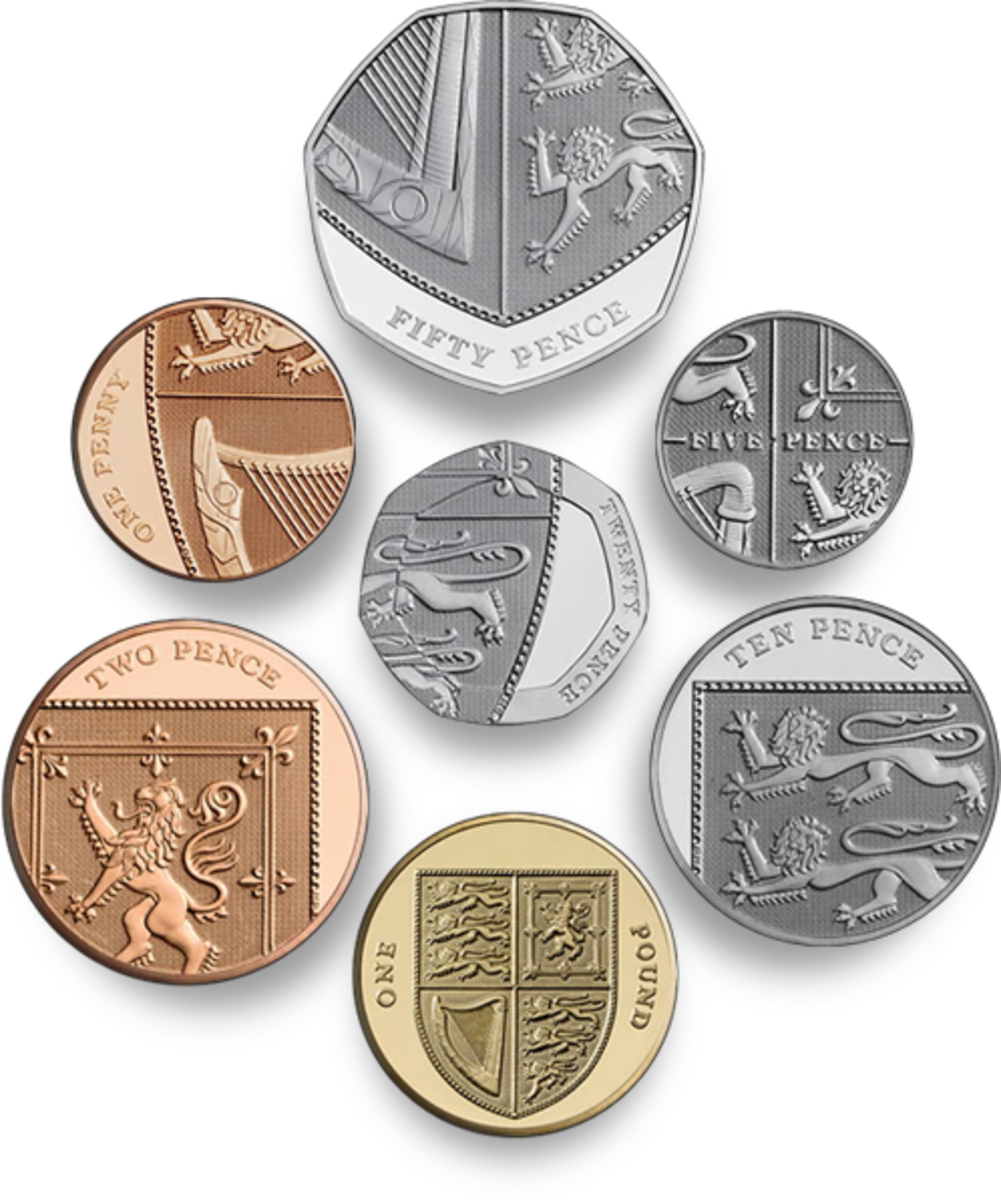 new style coins