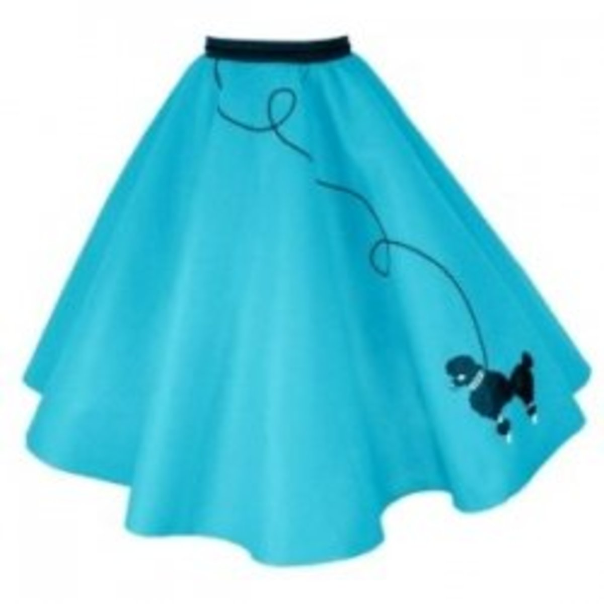 Make A Poodle Skirt With A Diy Pattern Hubpages