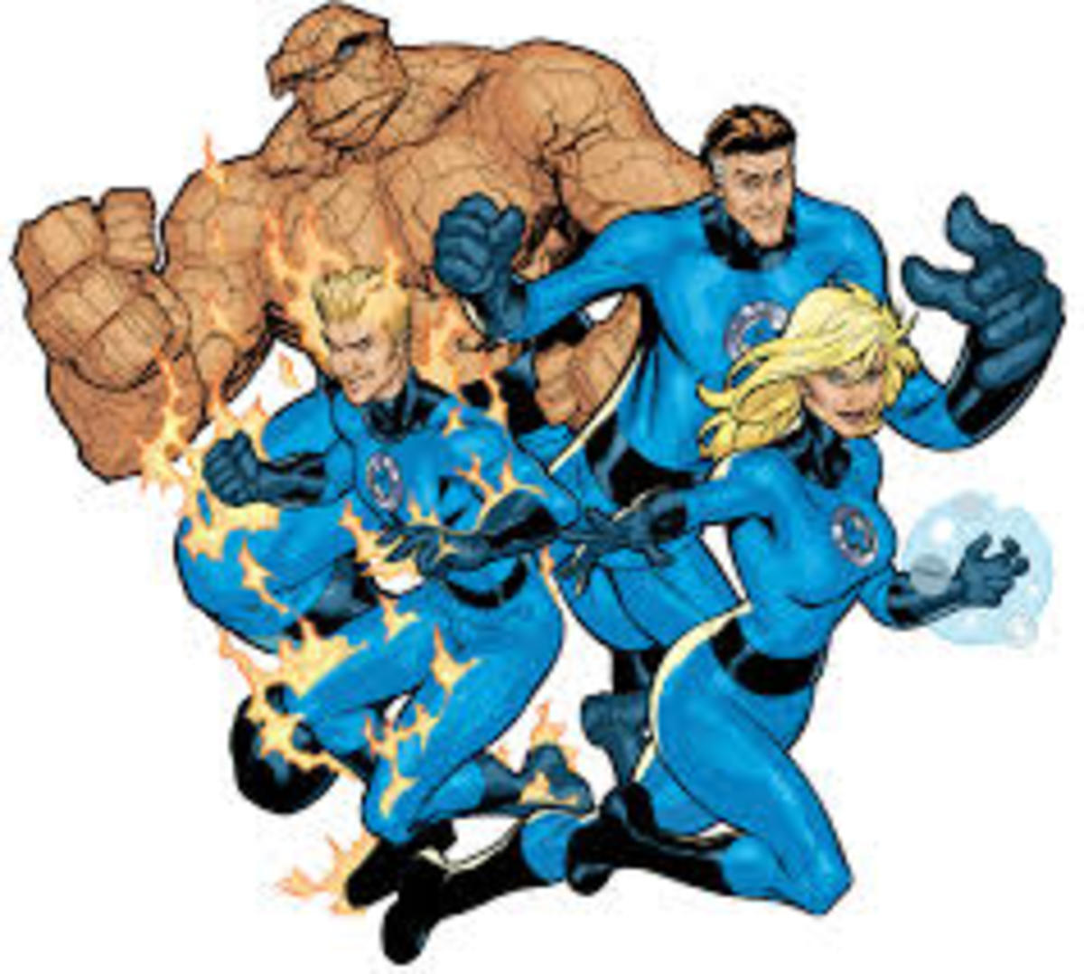 The Fantastic Four - the Key Issues