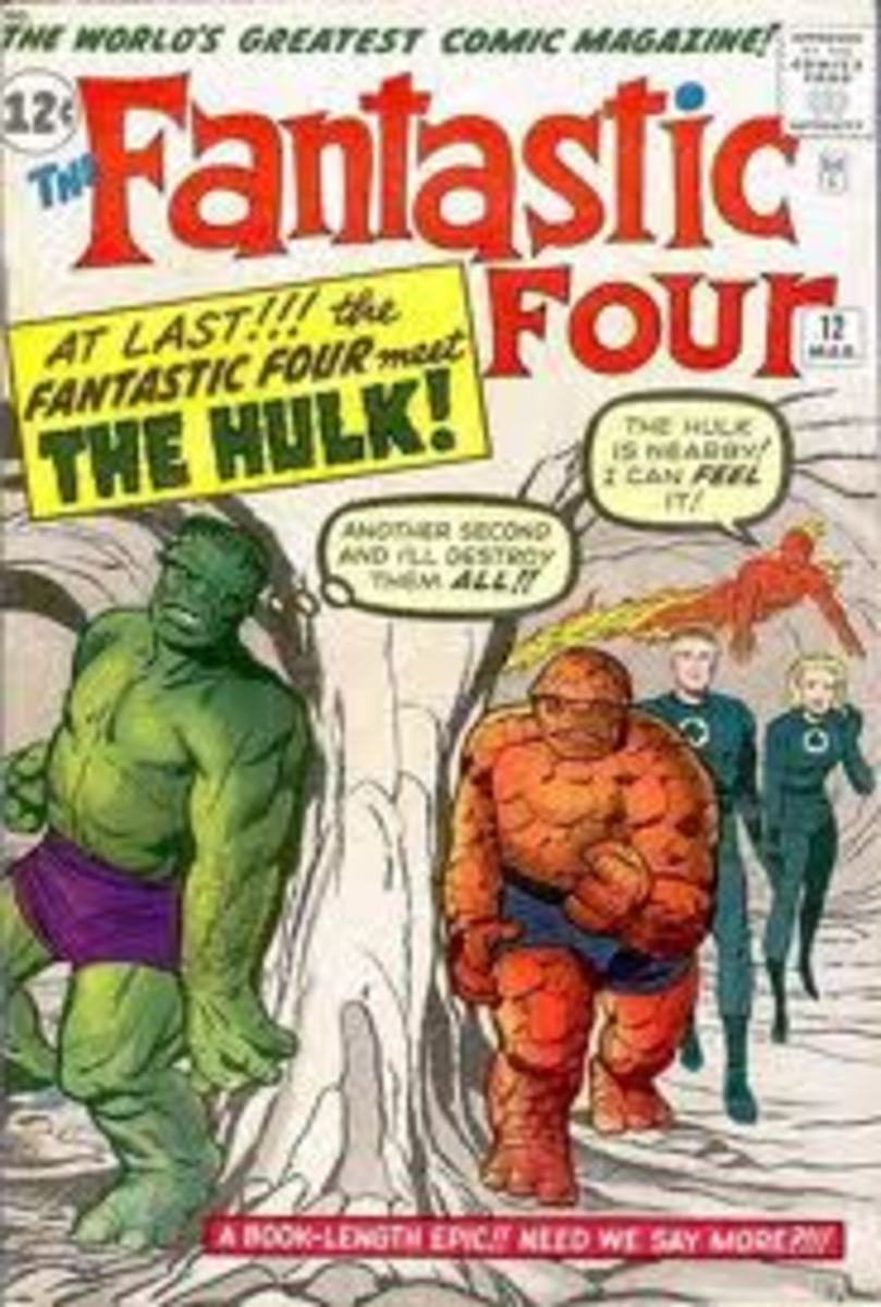 The FF play hide and seek with The Hulk.