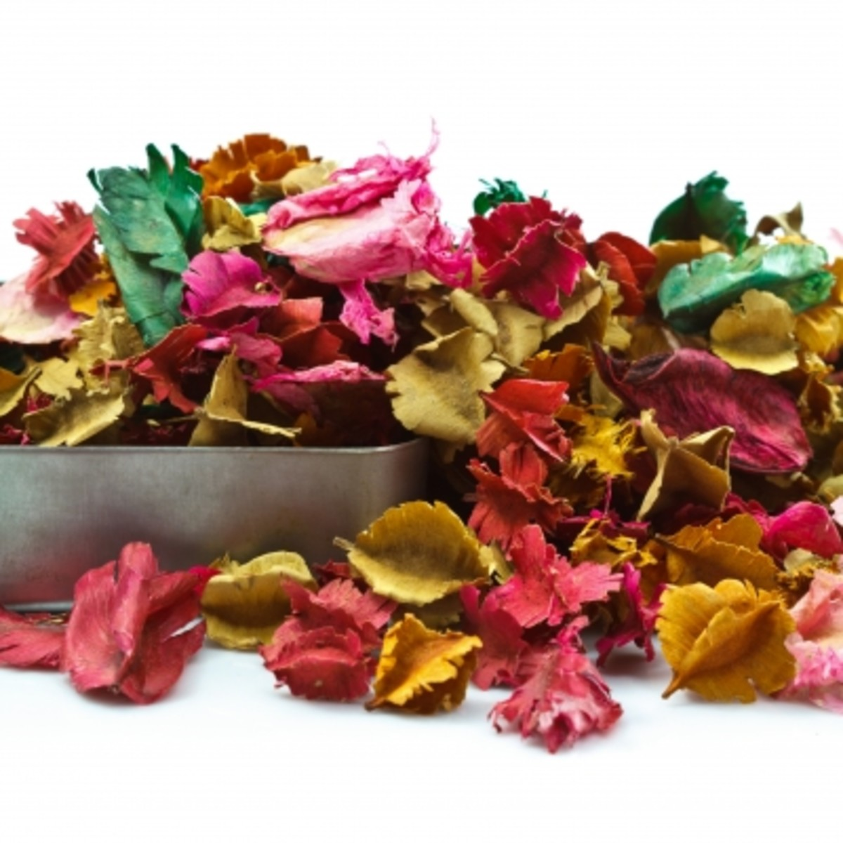 How to Make Sweet Smelling Herbal Potpourri