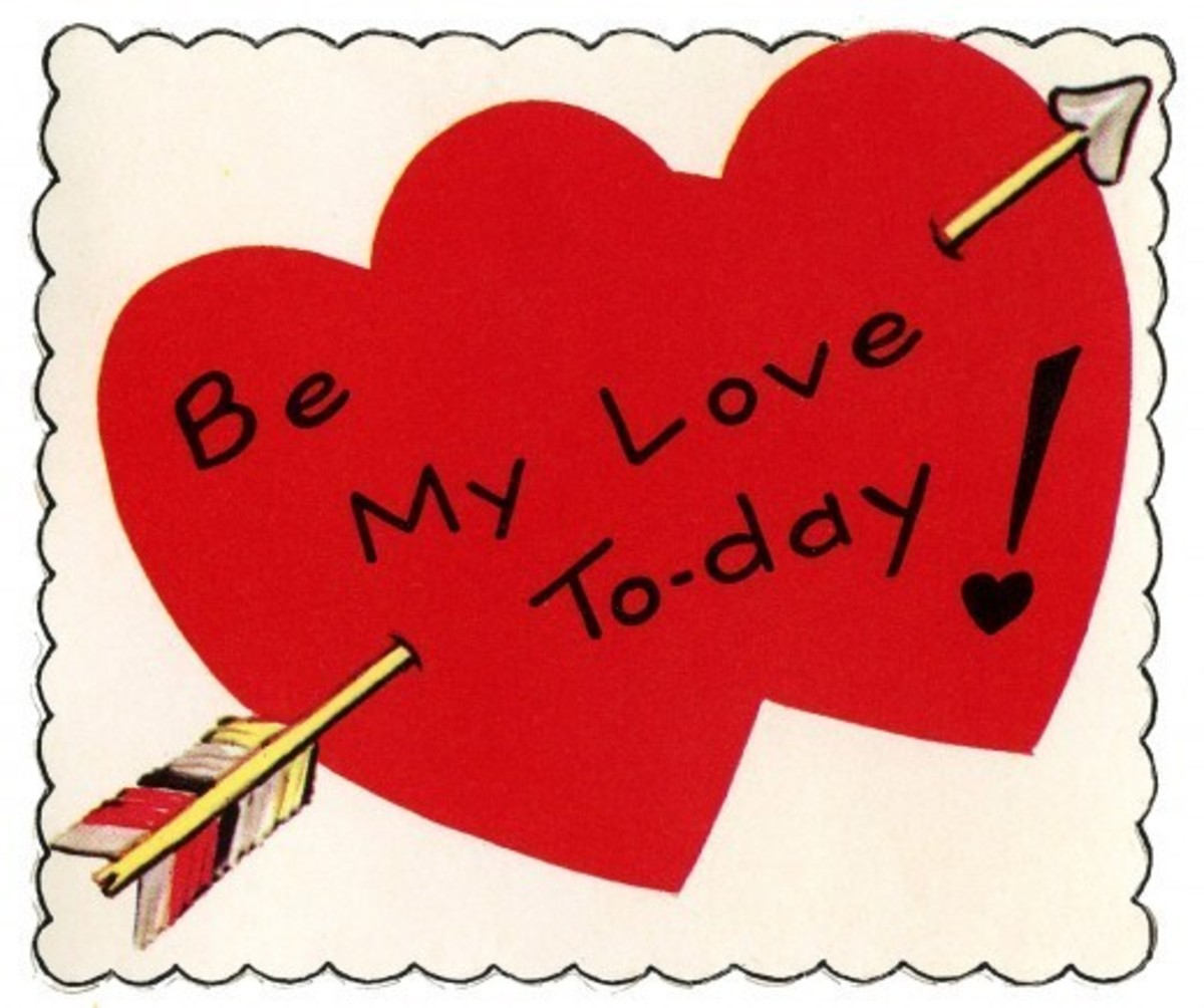 Be My Love Today