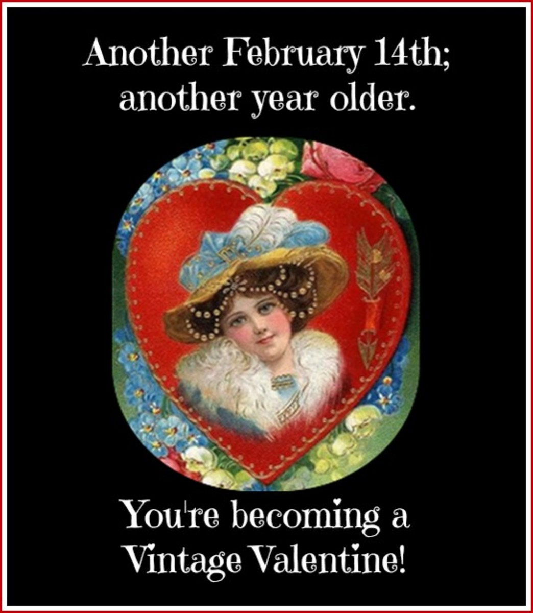 Valentine for Over-Forty