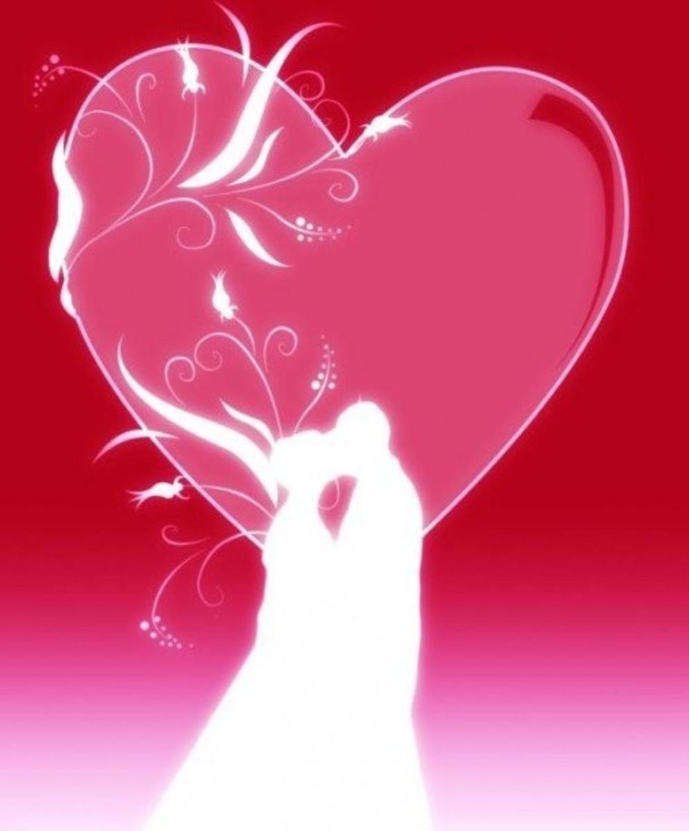 Romantic Love Valentine