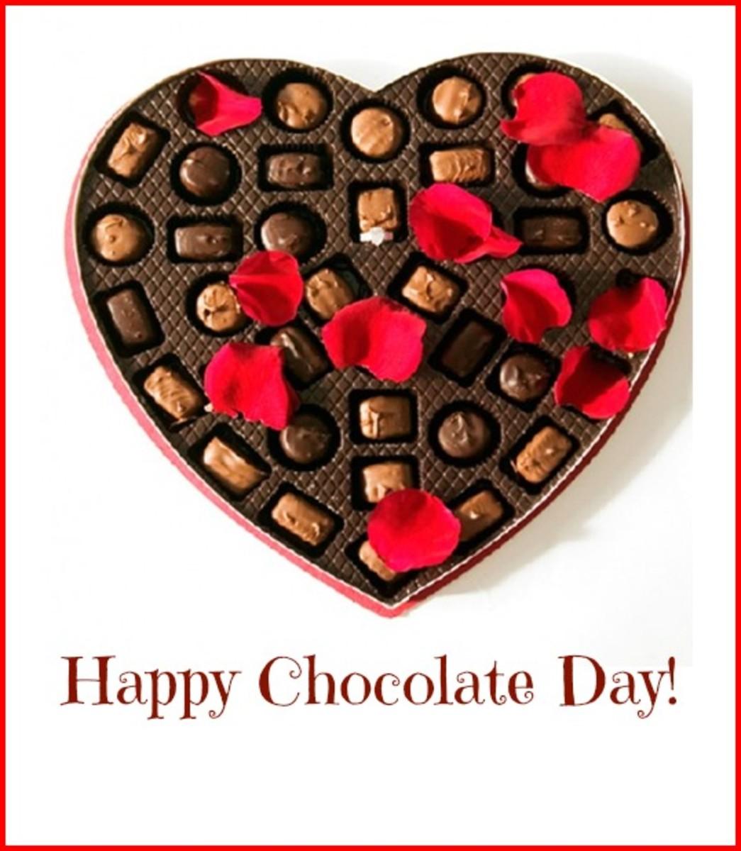 Happy Chocolate Day Valentine