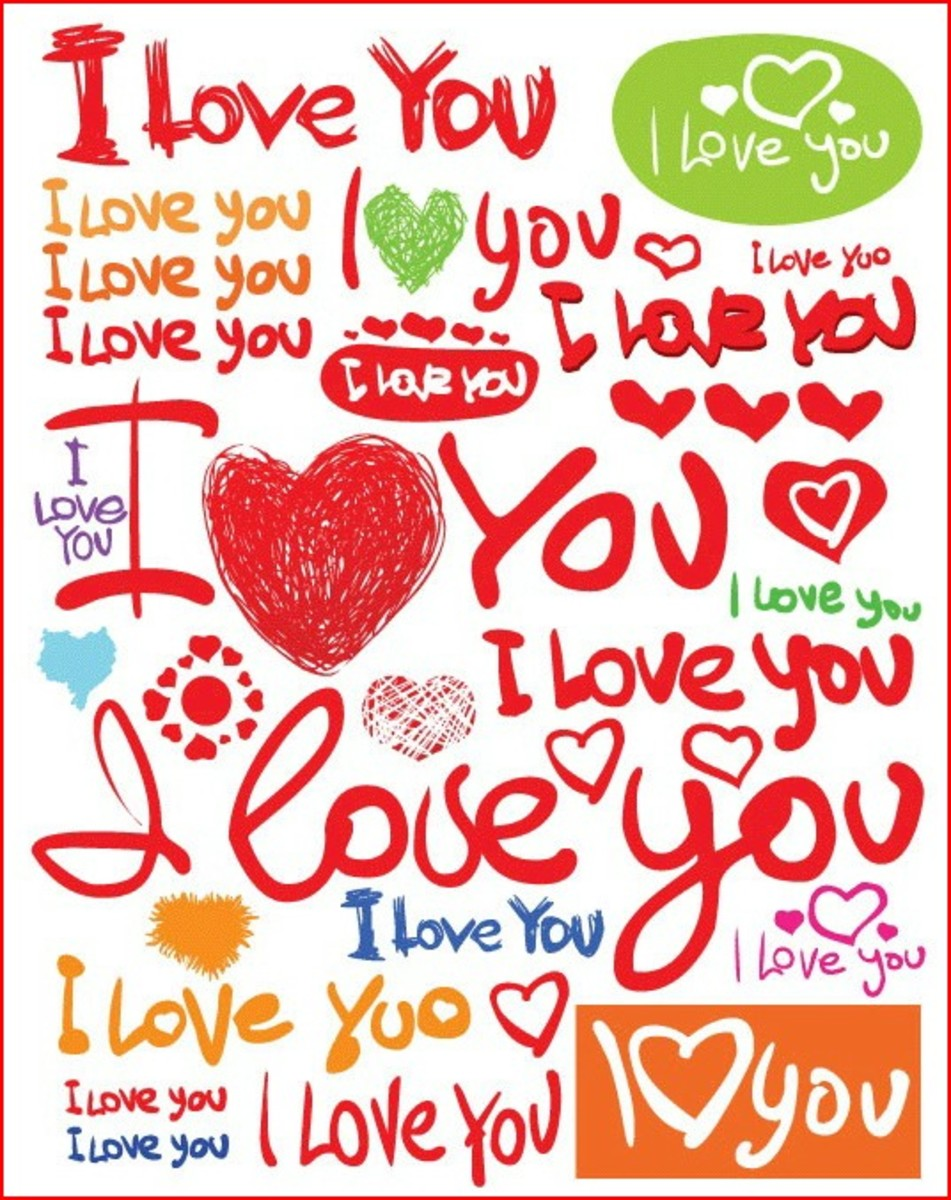 21 I Love You Messages