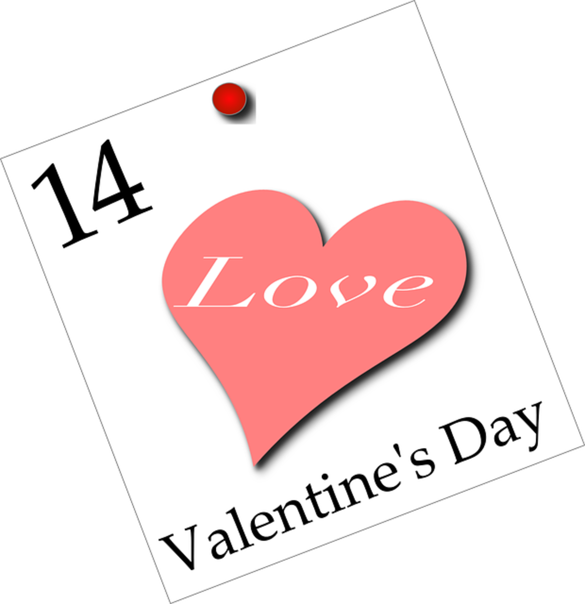 February 14th – Valentine's Day
