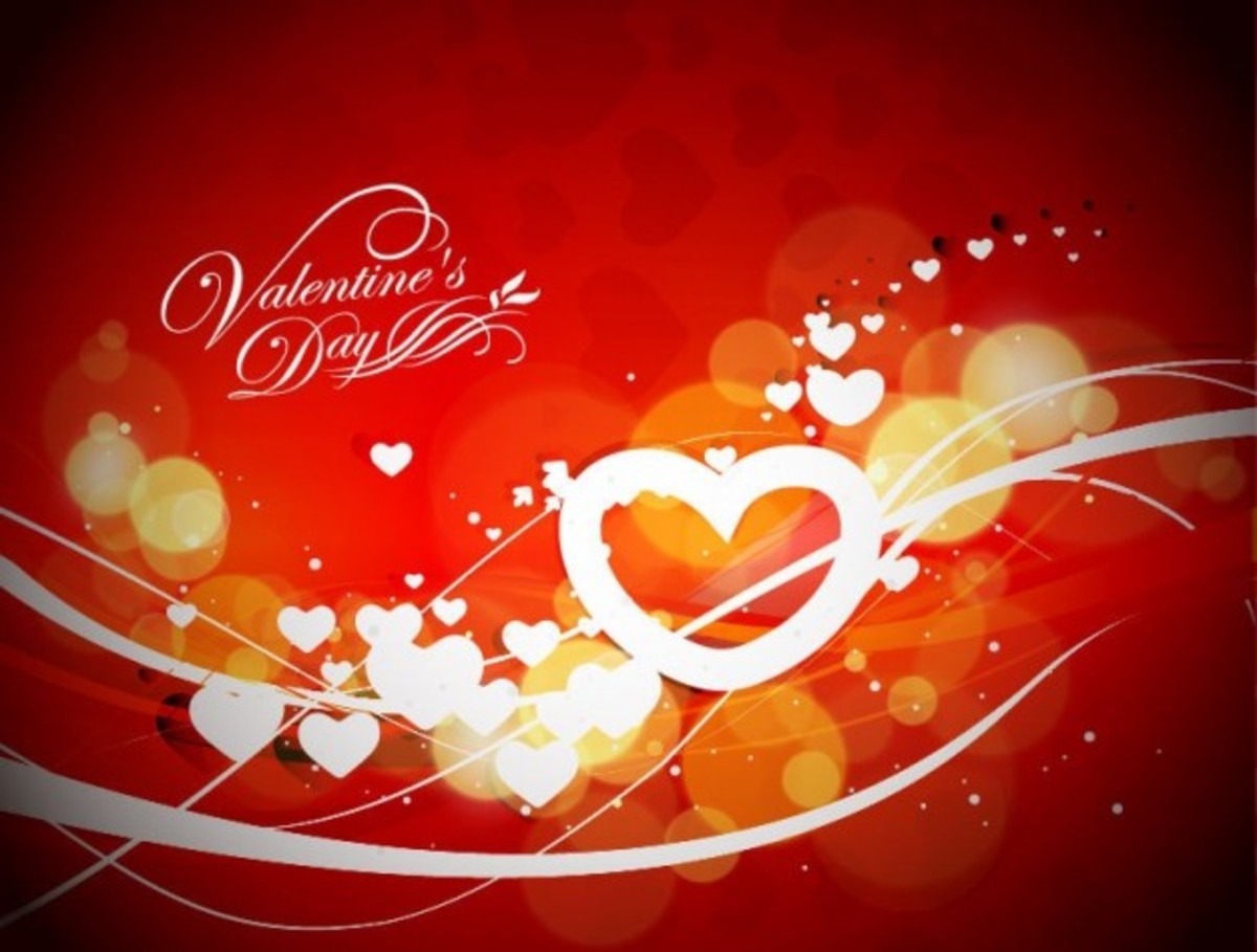 Valentine Hearts Pictures
