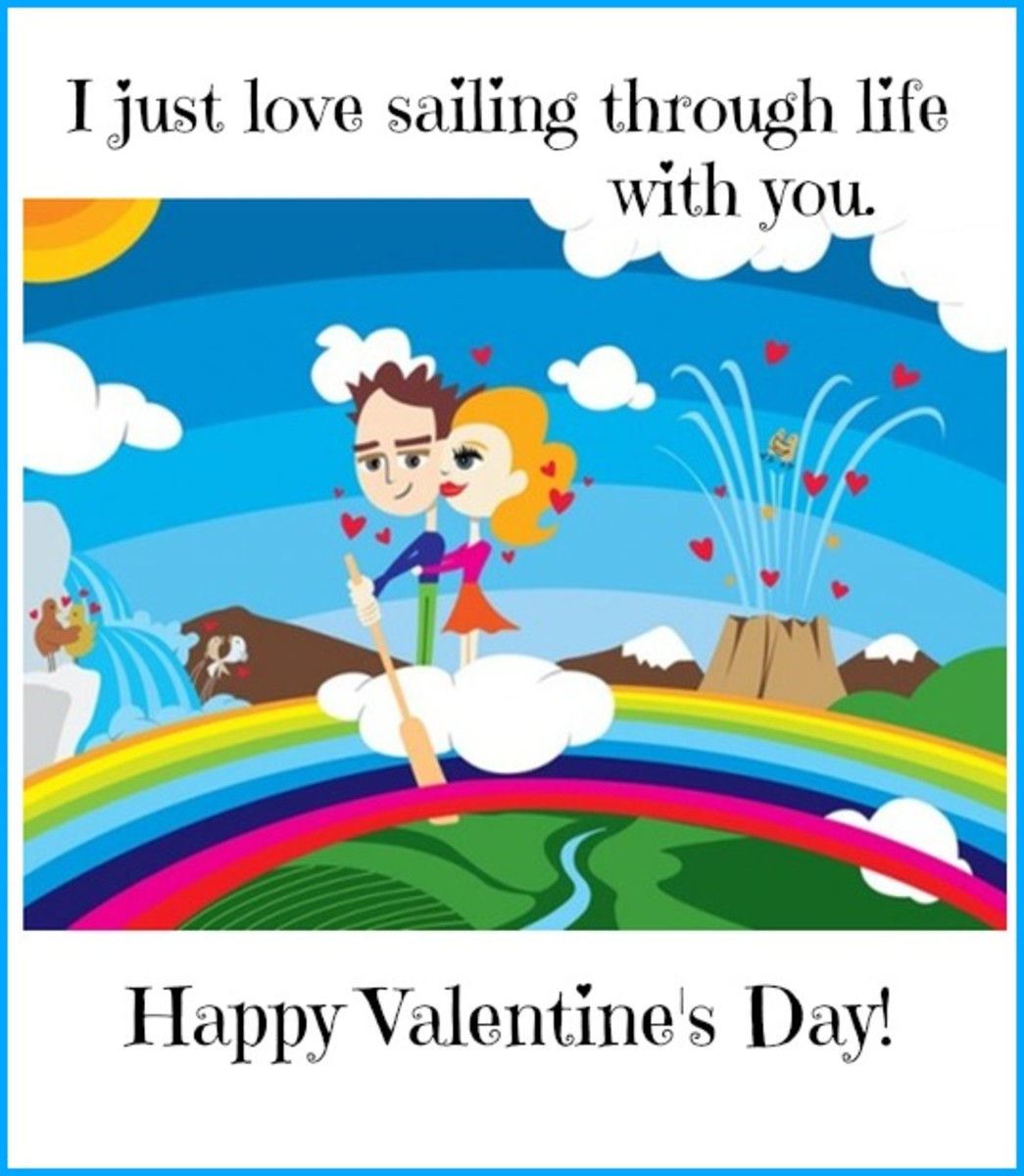 Valentine's Day Card for Spouse