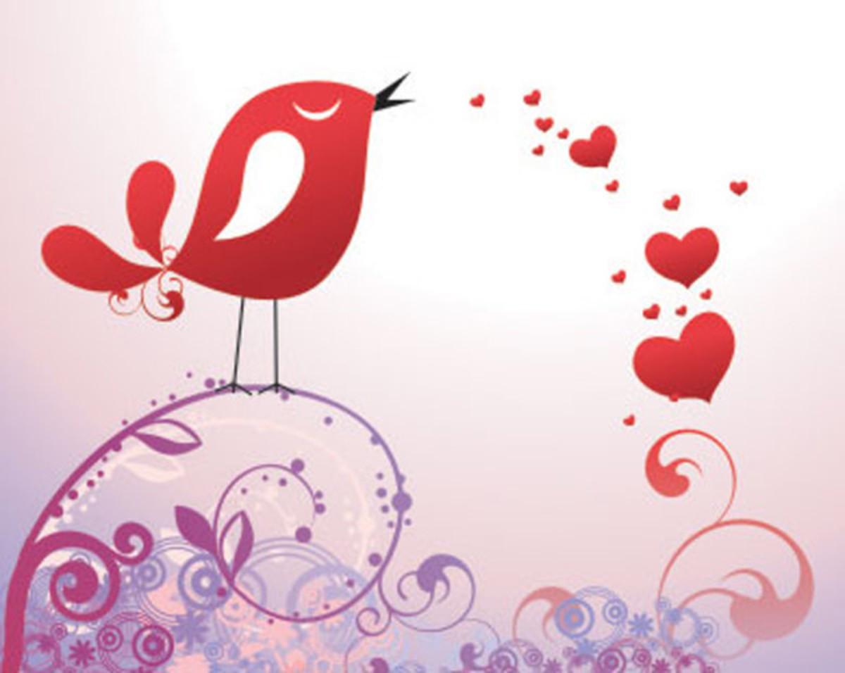 Bird Singing Long Songs