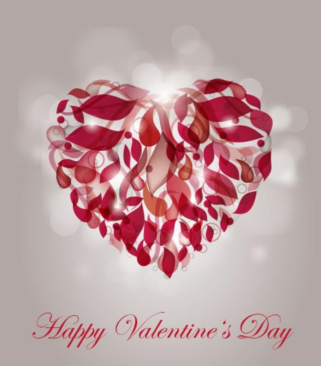 Happy Valentine's Day Graphic Design