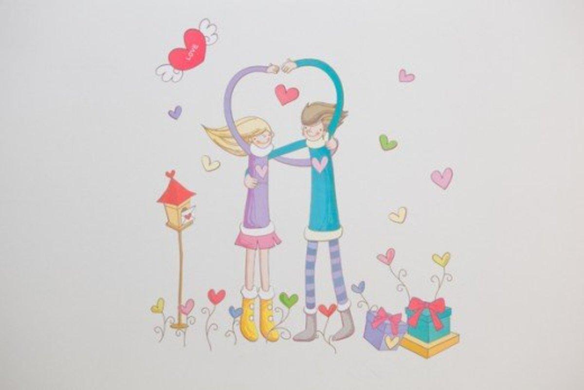 Valentine Teenagers