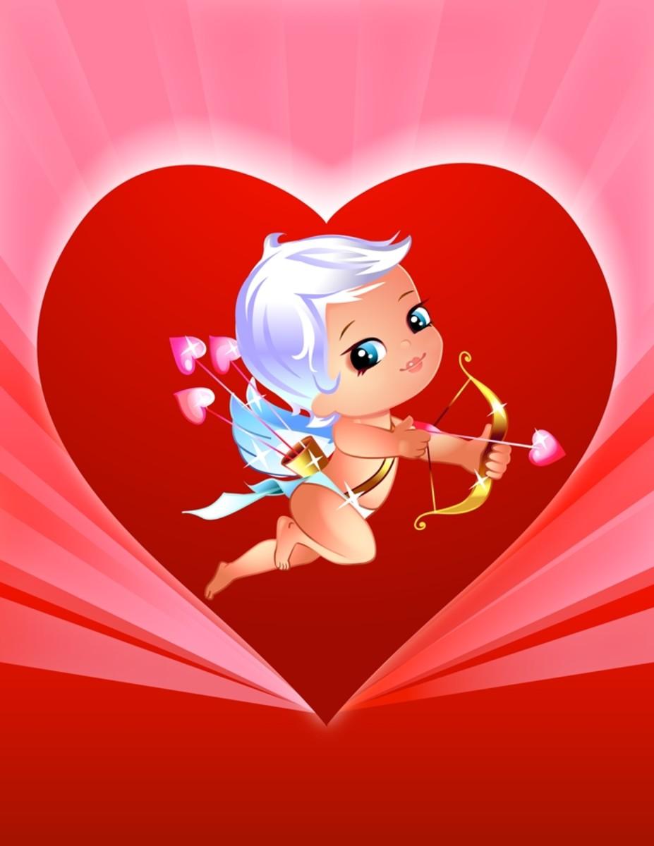 Cupid Cartoon Image