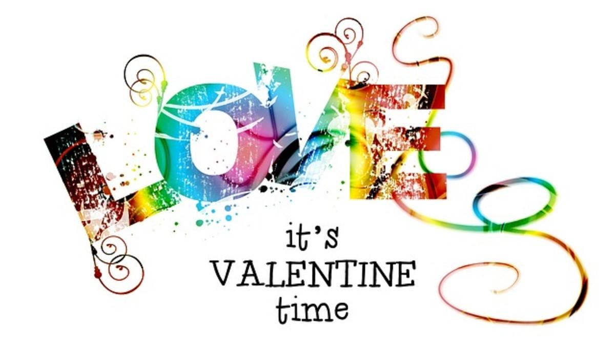 It's Valentine Time