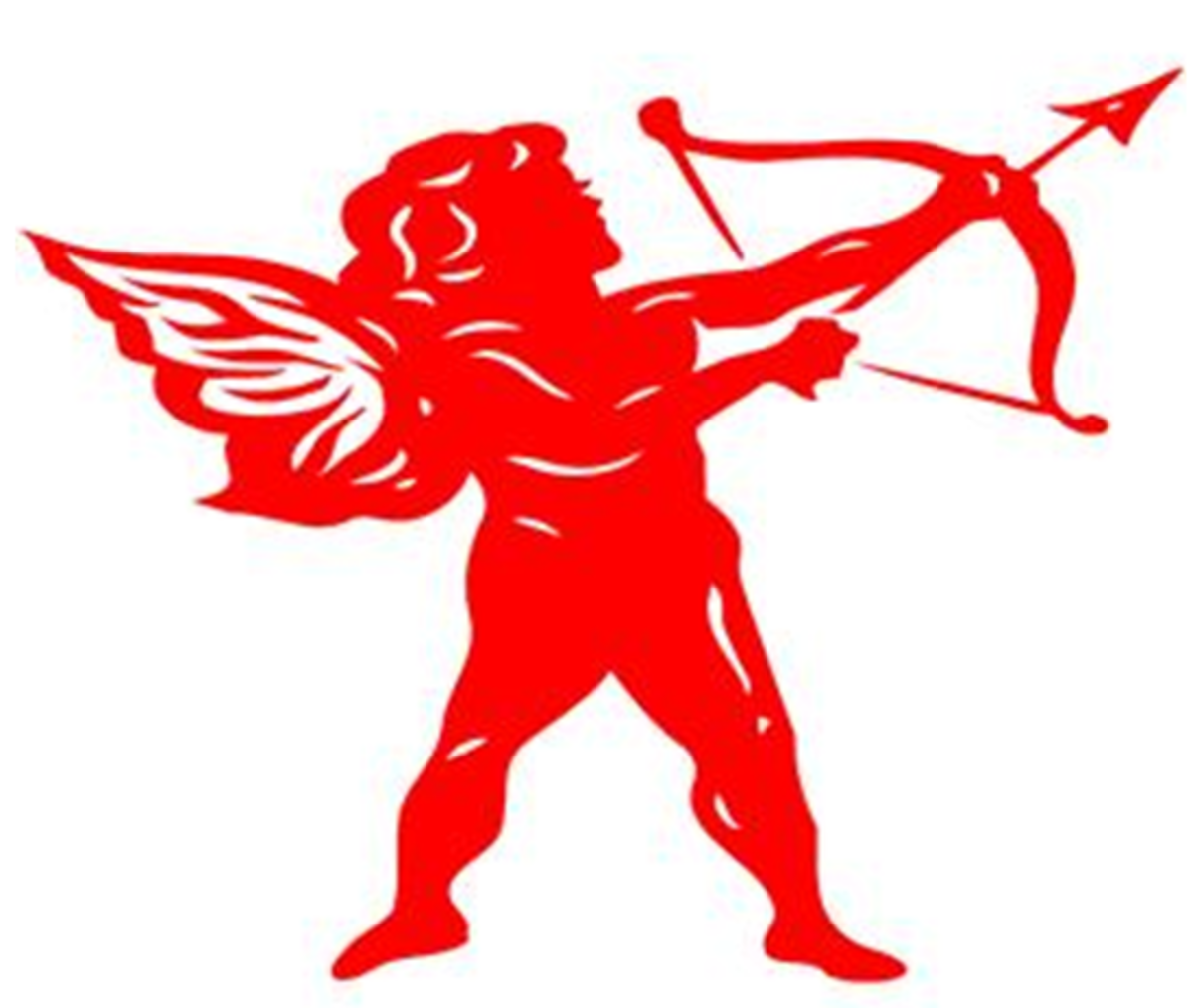 Classic Red Cupid Image