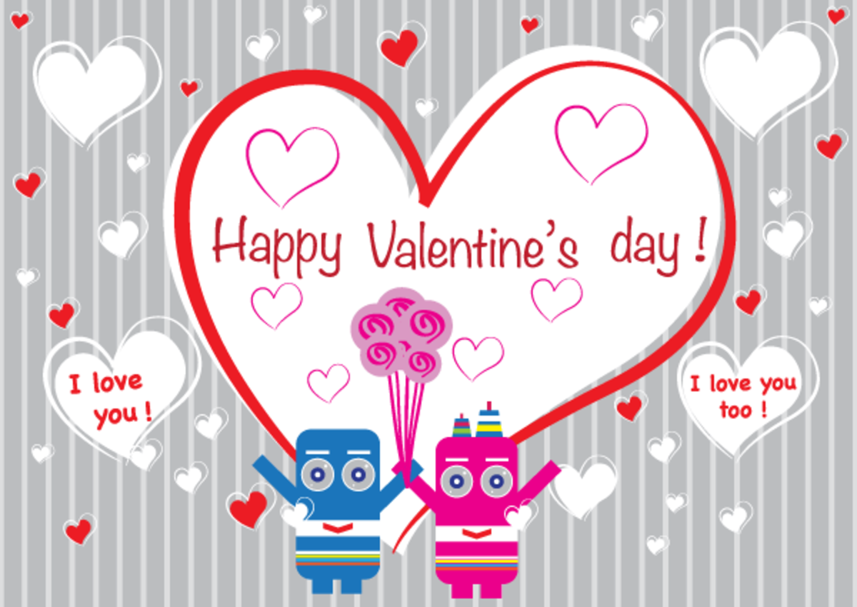 Happy Valentine's Day for Cell Phones