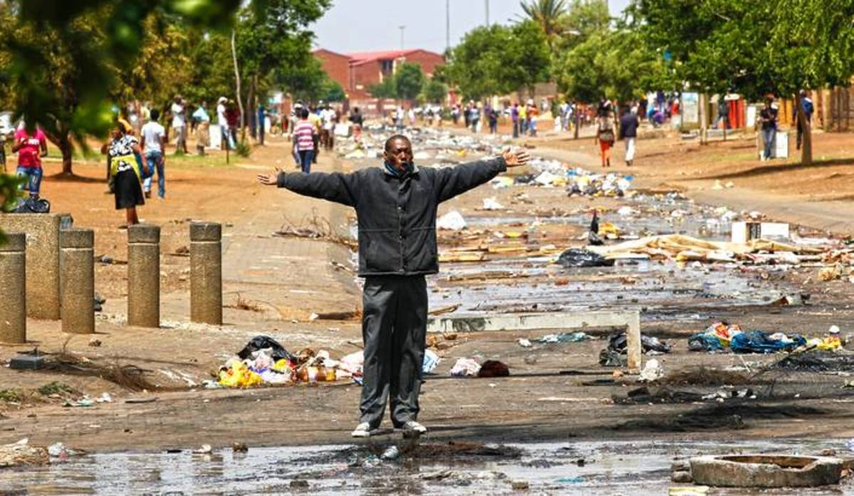 The contested location of Bekkersdal has become something of a shorthand for South Africa's democratic-era failures. But what makes Bekkersdal special? Why has it become so emblematic? And when everyone is performing for the cameras, what is true, wh