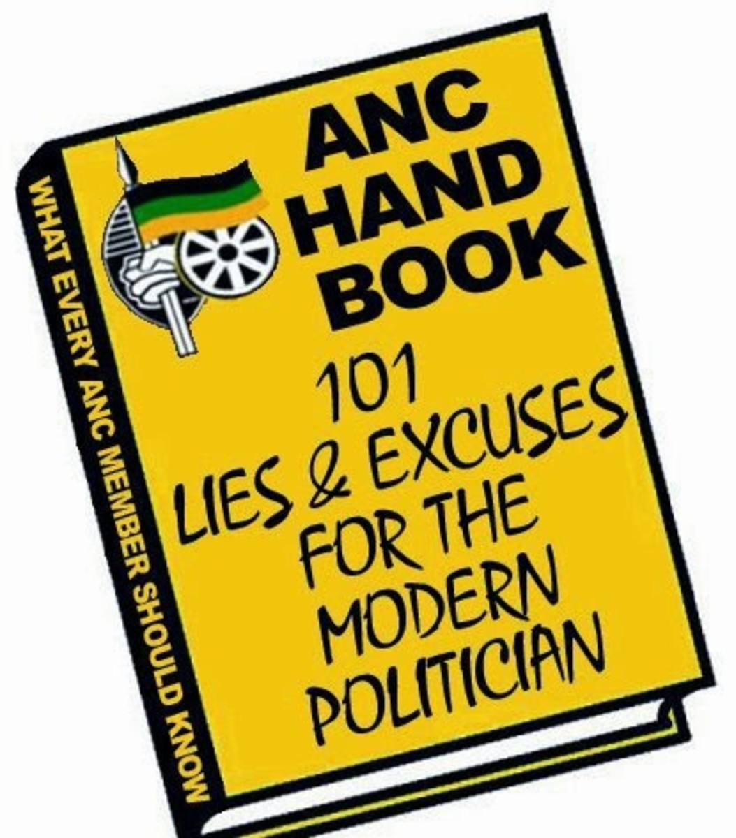Nkandla: A Festering Cherry On Top Of Corrupted Rule: ANC Dystopia ~ Technical & Ethical Maladministration and Ineptness