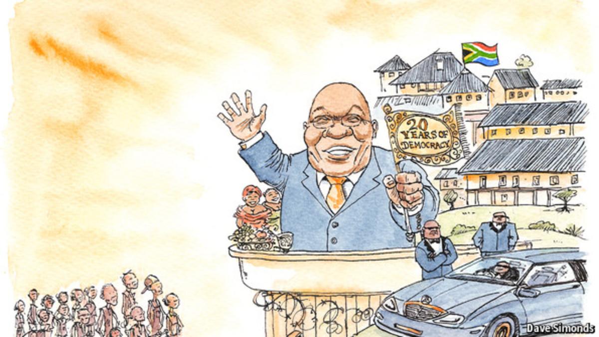 Hail! King Zuma