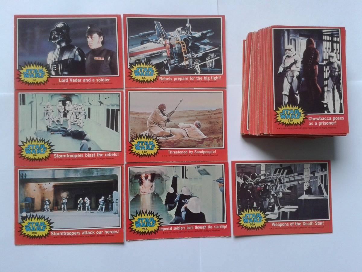 Star Wars Series 2 1977