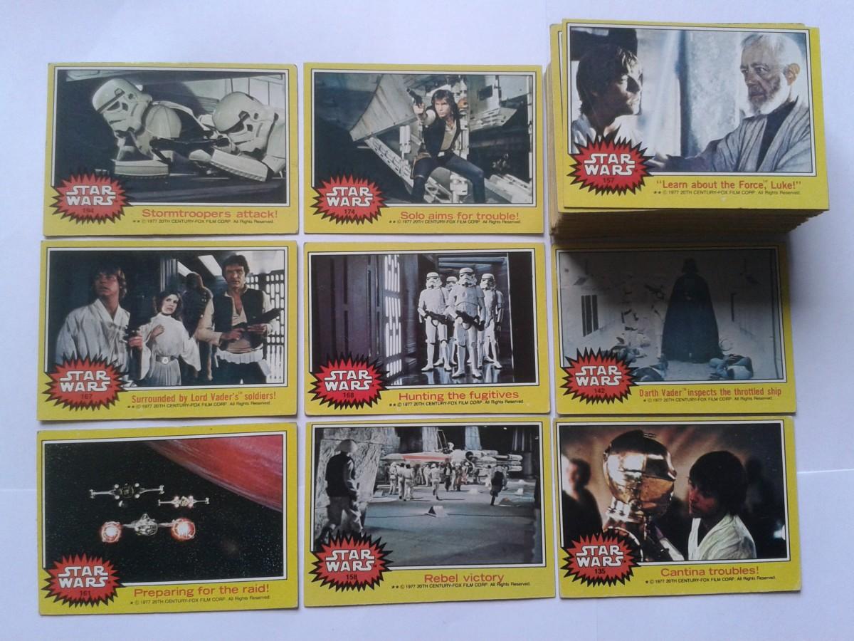 Star Wars Series 3 1977