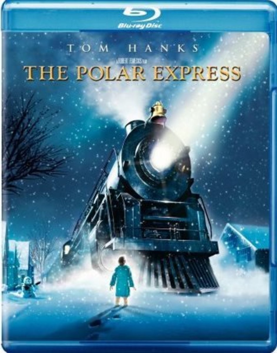 The Polar Express  Gift Set