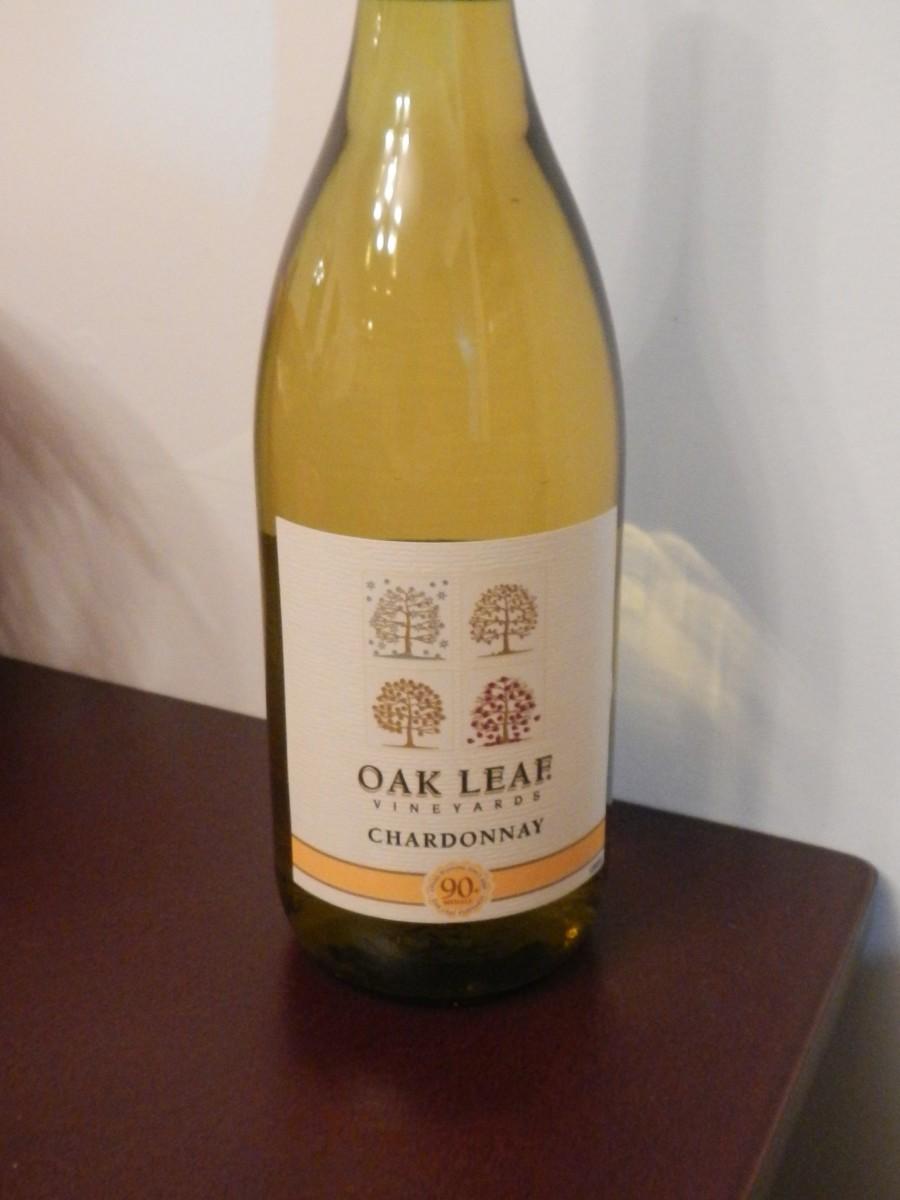 Oak Leaf Vineyard - Chardonnay