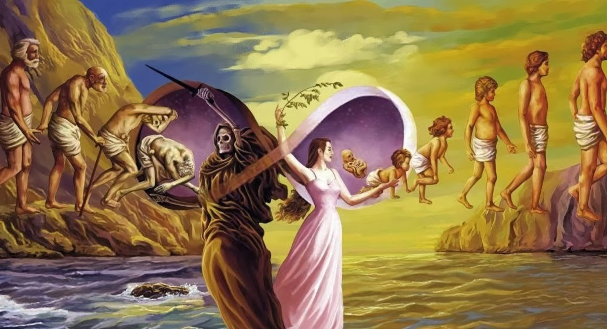 Is Reincarnation Real or Is The Truth Far More Weird?