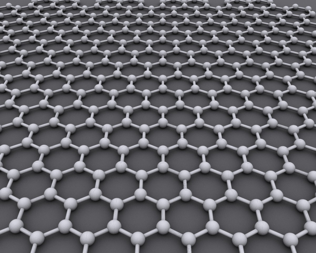 Graphene By AlexanderAlUS