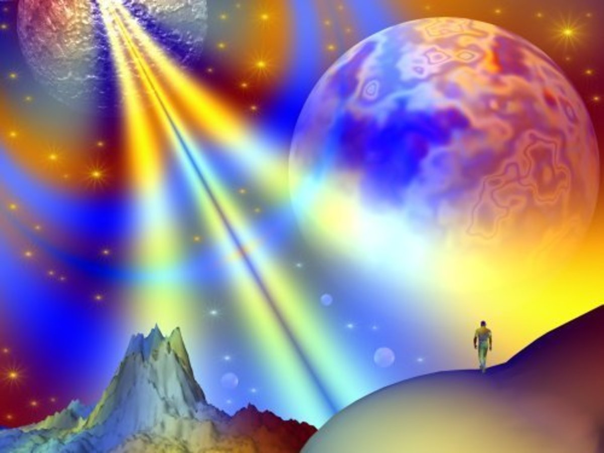 Healing Powers of Light Workers