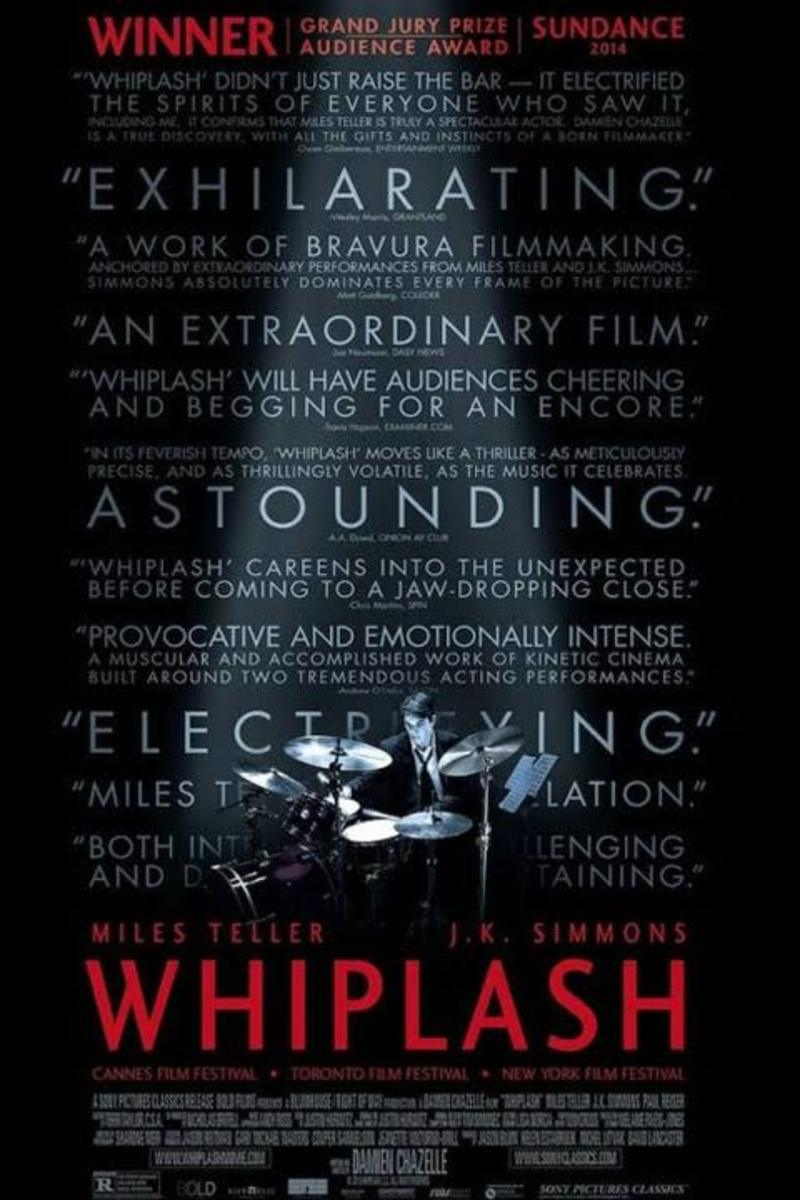 18 Fascinating Movies Like Whiplash Everyone Should Watch