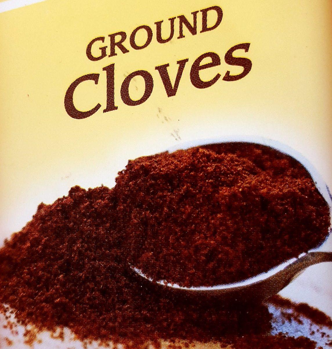 Ground Cloves
