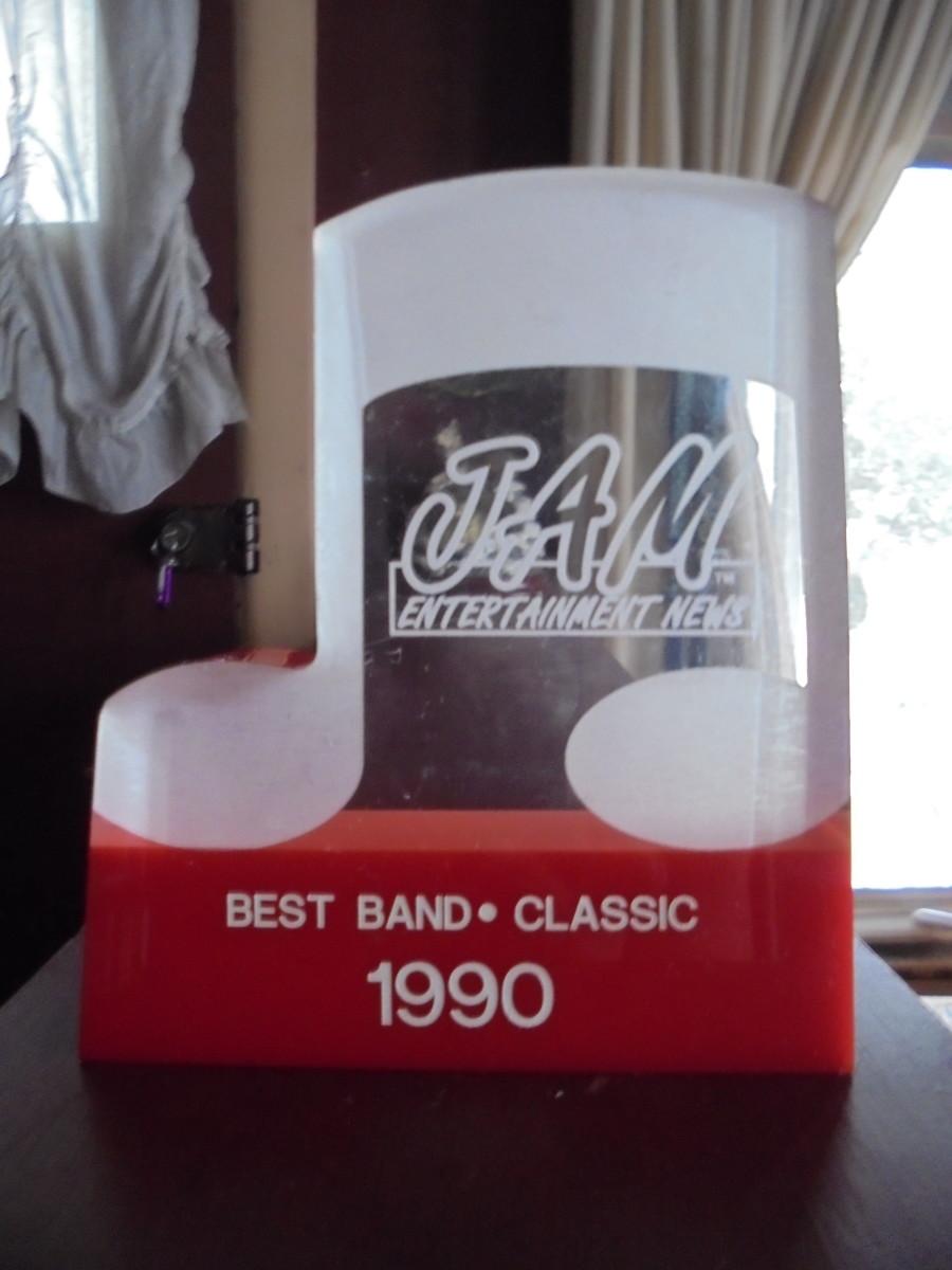 Jammy Award 1990