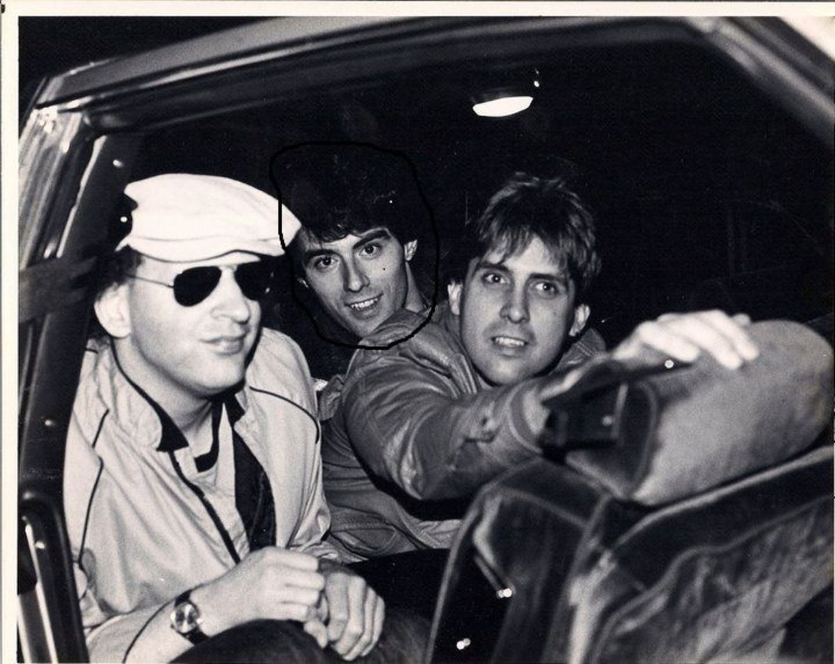 White Summer (1982): Jimmy Schrader, Jim Watkins, John Sidoti, in Orlando