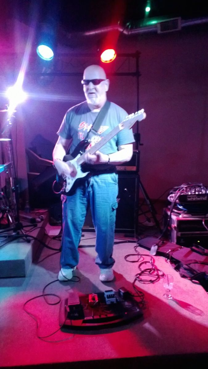 Jimmy Schrader (2014) at the Sweet Cherry Resort