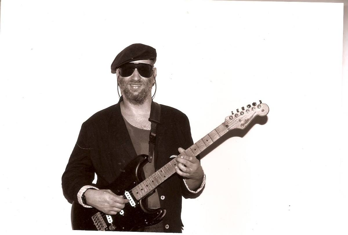 Jimmy Schrader (the King of Guitar)