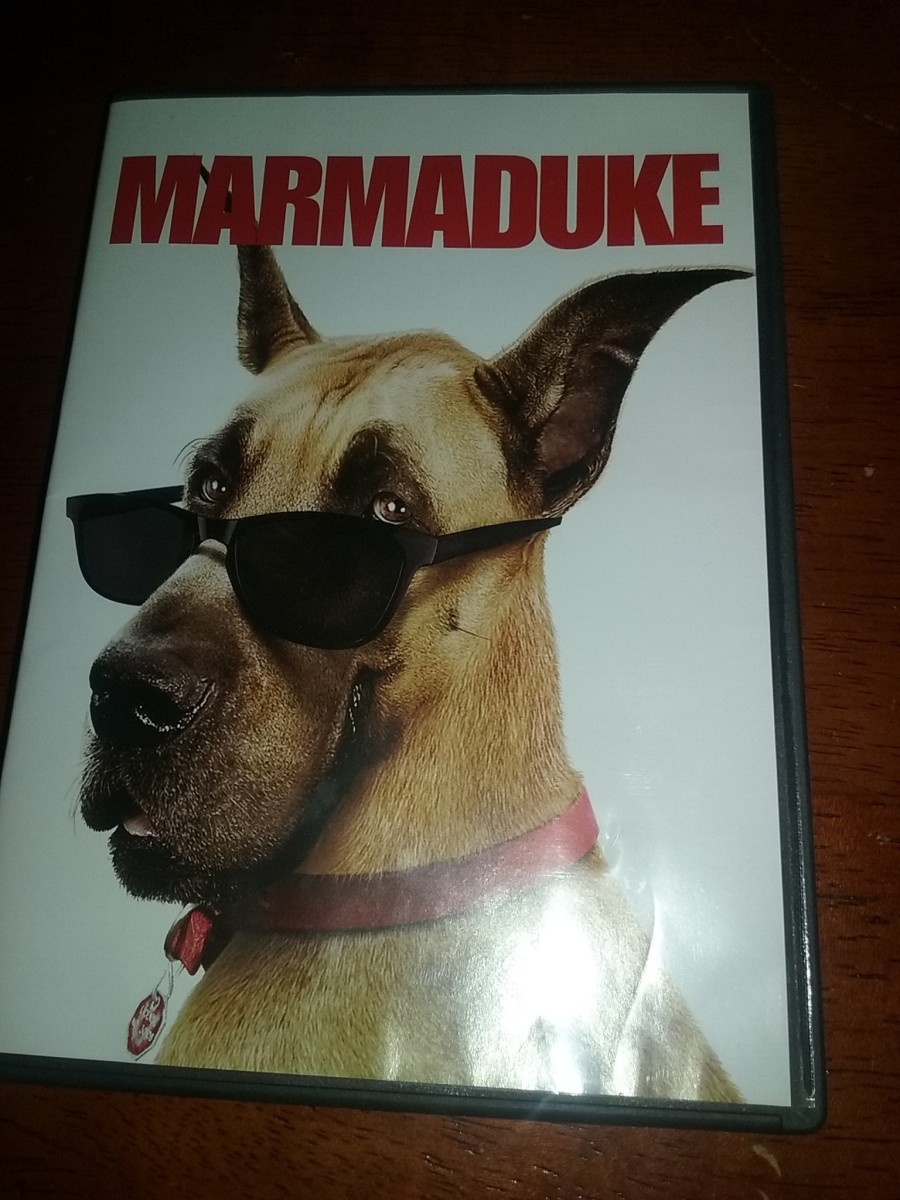 Movie Review of Marmaduke the Movie (2010 Movie)