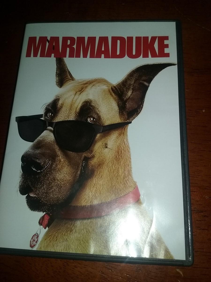 Marmaduke the movie