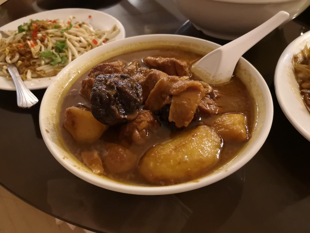 Ayam Pong Teh