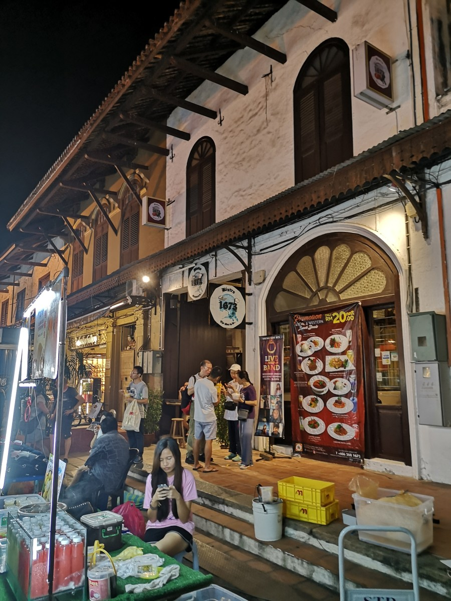 Another pub along Jonker Street