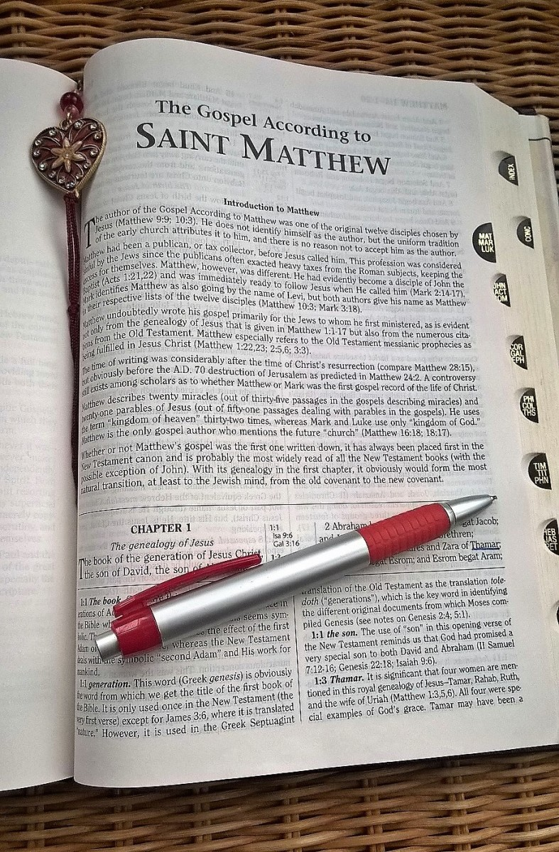A Study of the Gospel of Matthew, Part 1- Introducing the Kingdom of Heaven