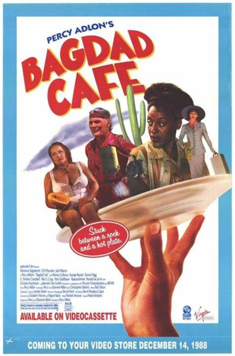 A Visit to the Bagdad Cafe