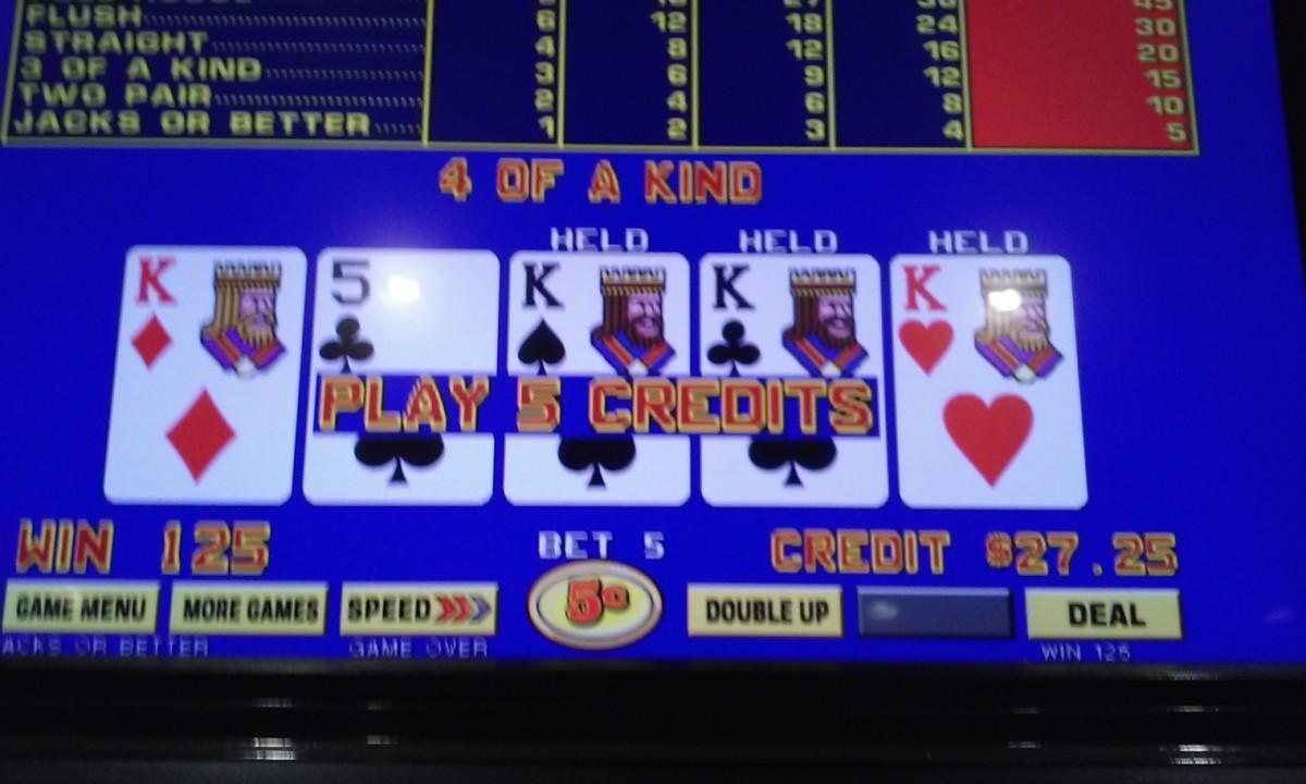 Recent Hit At Slot Palace